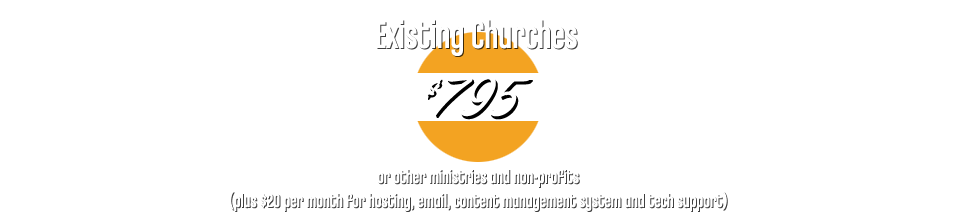 Existing Churches: $795